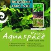 Harga buku pesona aquascape untuk hobi dan | antitipu.com