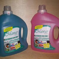Deterjen Mawar Super Clean Detergen cair