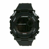 Jam tangan eiger IYW0090 LCD wath yp11538