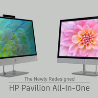 Komputer PC All in one HP Pavilion All In One 22-C0033D Best Value!
