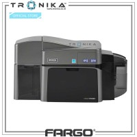 HID Fargo DTC1250e Dual Sided ID Card Printer Garansi Resmi