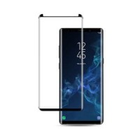TEMPERED GLASS SAMSUNG NOTE 9 COLOR FULL COVER BLACK ONLY