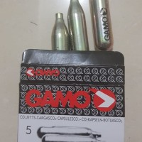 Gas CO2 Gamo Gold isi 5 tab per pack