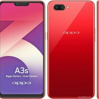 HP OPPO A3S (OPPO A3S NEW 8.0 OREO 4G LTE) - RAM 3/32GB RED RESMI