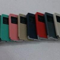 [ PROMO ] Flip Cover Lenovo Vibe C A2020 Leather Case / Sarung HP