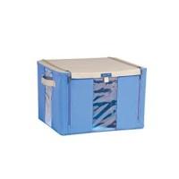 LOCK&LOCK Living Box Blue Kotak Penyimpanan LLB221B