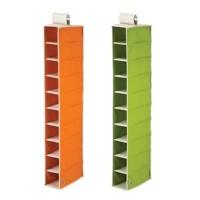 LOCK&LOCK Eco Living Hanging Storage Box 10 Shelf Orange LLB252O