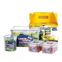 Lock&Lock Gift Set isi 4pcs HPL827SC04
