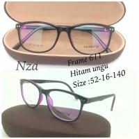 Frame Kacamata Wanita, Kacamata Minus & Anti Radiasi, Kacamata New