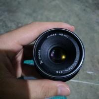 Lensa 7artisan 25mm f1.8 e mount