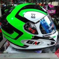 Helm GM Race Pro X Race Double Visor