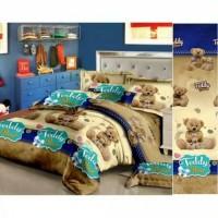 Bed cover set fata teddy bear uk single