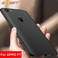 Softcase TPU Matte Cafele Slim Cover Case Casing HP Oppo F7/Pro/Plus