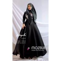 Angela Dress by Mozbue gamis wanita muslim