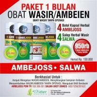 Obat Wasir Herbal Paket 1 Bulan 100% Garansi Asli Produsen