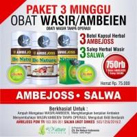 Paket 3 Minggu Obat Wasir Herbal 100% Garansi Asli Produsen
