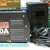 New Mesin Las Lakoni Falcon 121GE /Travo Las untuk Genset