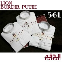 DAFFAH LION PREMIUM - Jubah Gamis Pria Koko Import Saudi Original