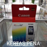 TINTA PRINTER / TINTA CANON CL-811 - COLOUR