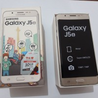Samsung Galaxy J5 2016 Second