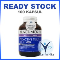 Blackmores Proactive Multi for 50+ (100Tab)