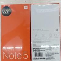 HP XIAOMI REDMI NOTE 5 PRO RAM 4/64GB GARANSI RESMI TAM