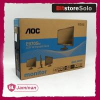 Jual LED Monitor 19 Inch AOC E970Sw new Murah