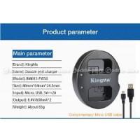 Harga kingma charger np fw50 for sony alpha a7r a7s a5000 a5100 a600 | Pembandingharga.com