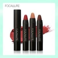 Focallure Lip Matte / Crayon / Lipstick / Velvet Finished
