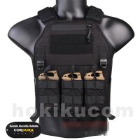 Rompi Airsoft Tactical Molle Combat Vest EmersonGear 419 Plate Carrier