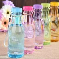 aiGooTan Medan Botol Minum BPA Free / Botol Soda Air Mineral