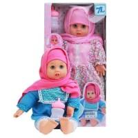 Harga mainan anak boneka bayi anisa hijab parfumed doll hijab | Pembandingharga.com