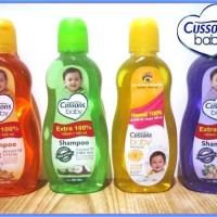Cusson Baby Shampoo 100ml (100+100ml) | Shampoo Bayi Cussons o EN