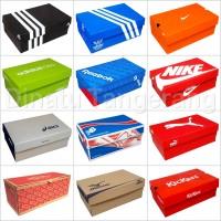 Jual Dus Box Sepatu Adidas Nike Converse Asics Reebok Vans Wakai Puma Murah