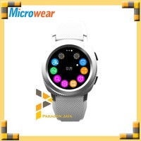 Microwear L2 Smart Watch - Smartwatch L2 like Samsung Gear 3 - Putih
