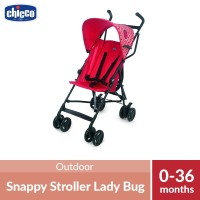 Chicco Snappy Stroller Lady Bug