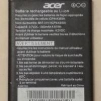 Baterai hp Acer z220,z200,z205