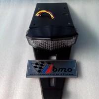 Spakbor Belakang Led Stop + Sen Spabor Klx Lampu Murah