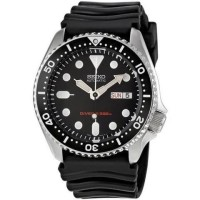 Seiko SKX007K1 Automatic Divers Rubber Band SKX007