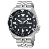 Seiko SKX007K2 Automatic Divers Stainless Band SKX007