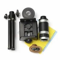 Lensa Telezoom 8X,Buat Kamera HP + Tripod Mini