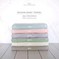 MASON Baby Towel / Handuk Bayi