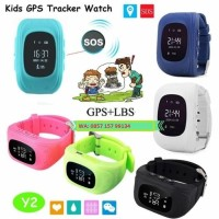 Jam Tangan Anak Smart Watch for Kids ada GPS