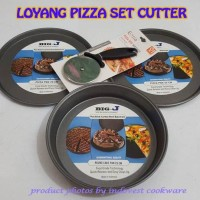 LOYANG PIZZA SET / PAKET PIZZA PAN