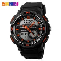JAM TANGAN PRIA ORIGINAL ANTI AIR KEREN CASIO LED MODEL G-SHOCK - BIRU