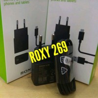 Charger Carger Hp Sony Xperia Z1 Z2 Z3 Z4 Z5 Plus Mini Compact Docomo