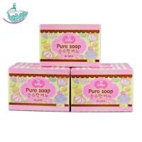 Jual Jellys Pure Soap by Jellys Original Thailand 100% Murah