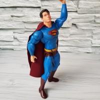 CUCI GUDANG KOLEKSI PRIBADI MAINAN SUPERMAN ORI BAGUS HALUS