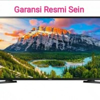 SEIN RESMI SAMSUNG DIGITAL Smart LED TV Usb 32 inch UA32N4300 quad