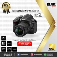 [NEW] Nikon D3400 Kit AF-P 18-55mm VR @Gudang Kamera Malang